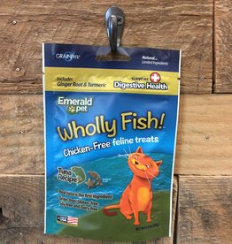 Emerald pet Wholly Fish Tuna Plus Digestive Health