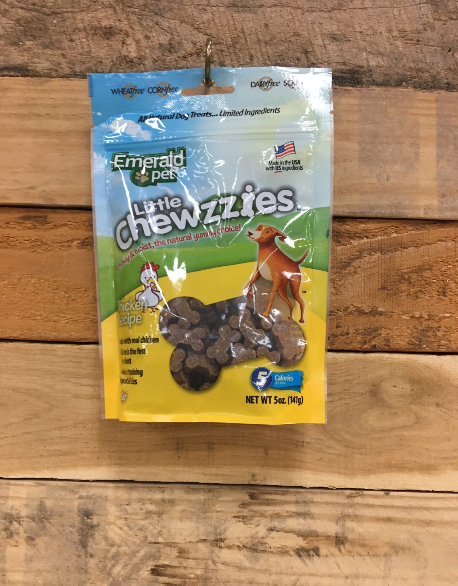 Emerald smart n tasty little chewzzies chicken 5 oz