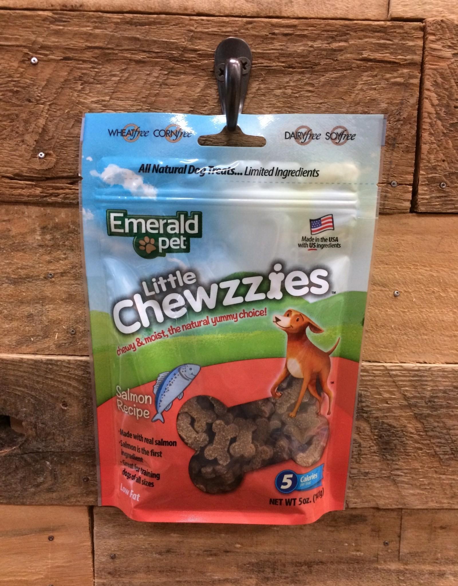Emerald Smart n Tasty Little Chewzzies Salmon 5oz.