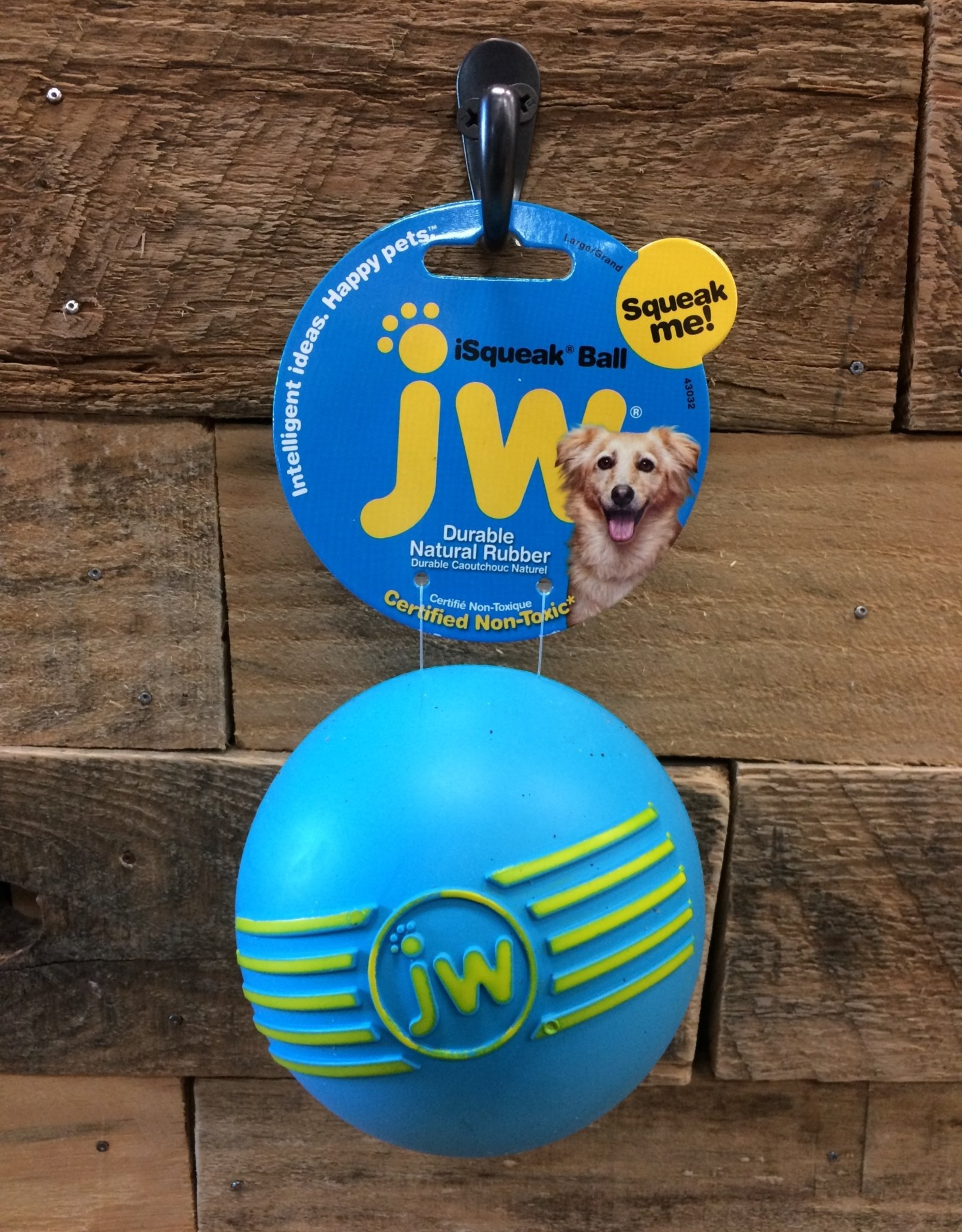 jw I Squeak Ball Large