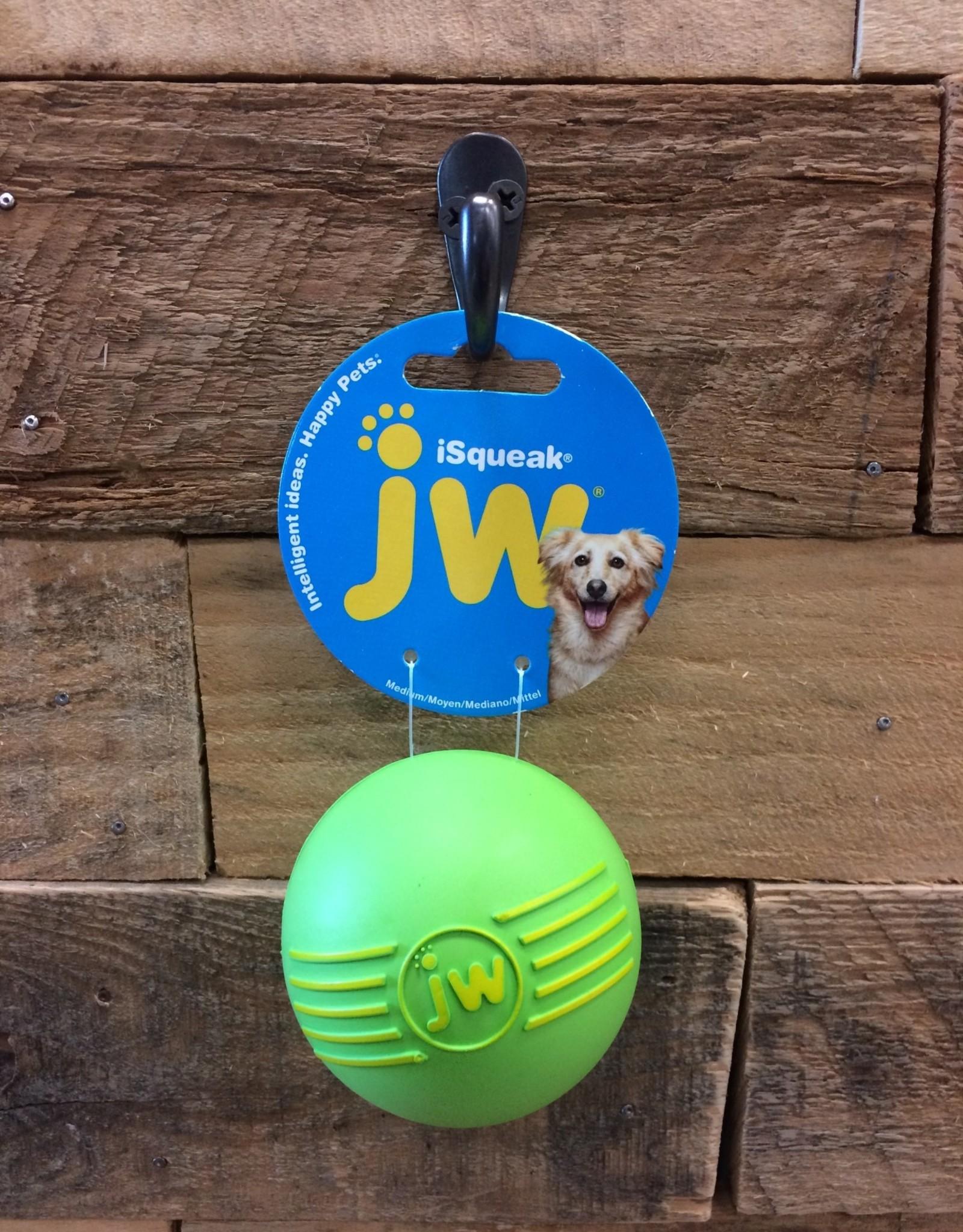 JW PET MED.  I SQUEAK BALL