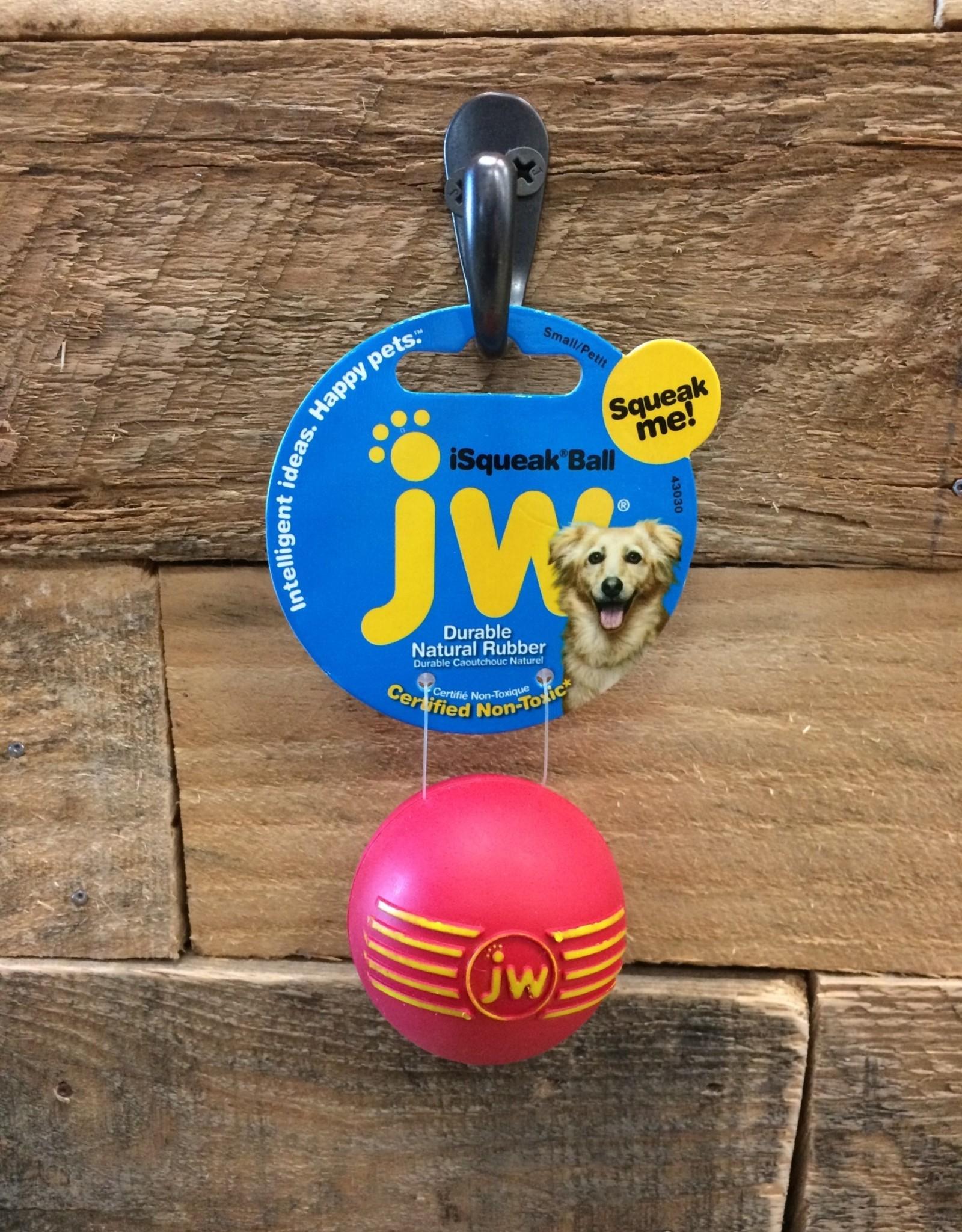 JW PET SM.  I SQUEAK BALL
