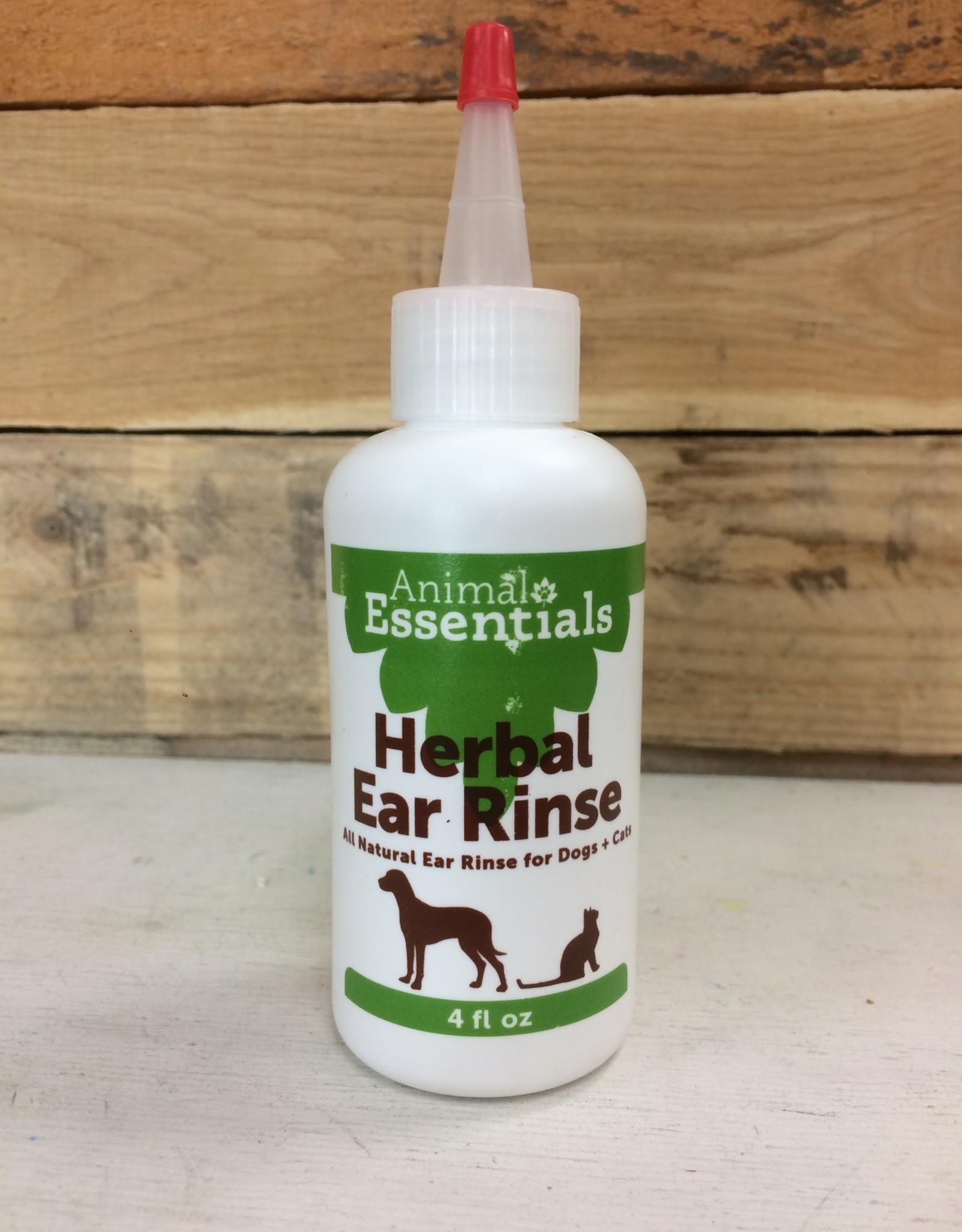 Animal Essentials Animal essentials 4oz herbal rinse ear cleaner