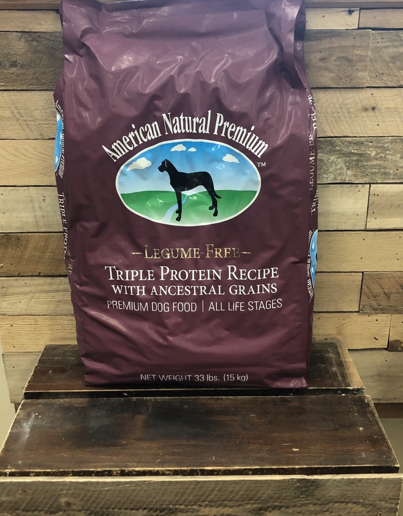 American Natural Premium American Natural Premium Chicken w/Ancestral Grain - 3 sizes