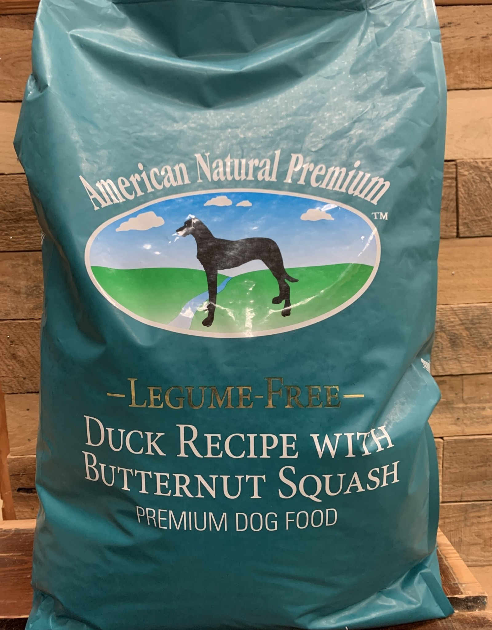American Natural Premium American Natural Premium Duck with Squash - 3 sizes