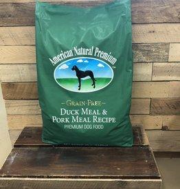 American Natural Premium ANP GF Duck & Pork- 3 sizes