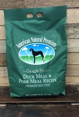 American Natural Premium ANP GF Duck & Pork- 2 sizes