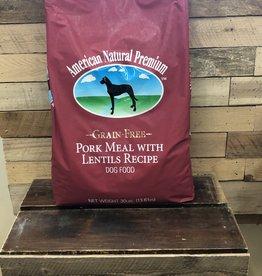 American Natural Premium American Natural Premium GF Pork- 3 sizes