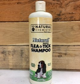 Natural Chemistry DE-FLEA PET SHAMPOO  16OZ