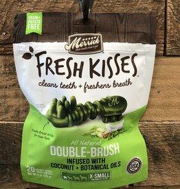 Merrick Pet Products Merrick Fresh Kisses Double Brush Coconut Extra Small bag