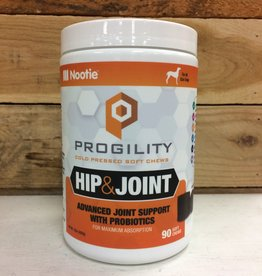 Progility NOOTIE PROGILITY MAX HIP & JOINT TURMERIC Dog 90 COUNT