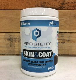 NOOTIE Progility SKIN AND COAT Max Dog 90 COUNT