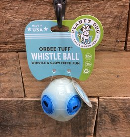 Outward Hound - Planet dog Planet dog whistle ball Made in USA