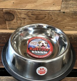 Loving Pets 24 OZ. STANDARD NO-TIP STAINLESS DISH