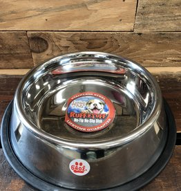 Loving Pets 64 OZ. STANDARD NO-TIP STAINLESS DISH