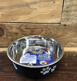 Loving Pets Bella Bowl - Espresso - Small