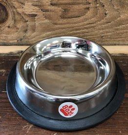 Loving Pets LOVING PET STANDARD NO-TIP STAINLESS DISH 8OZ
