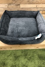 Arlee Pet Products Arlee Max Deluxe Lounger Grey 40X32x12 Dog bed