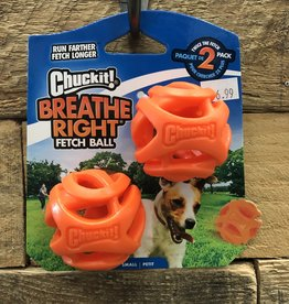 ChuckIt Chuck it Breathe Right Ball Small