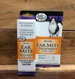Four Paws Ear Mite Remedy-Cat .75oz