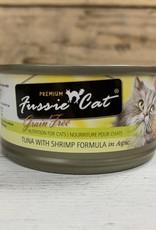 Fussie Cat FUSSIE CAT GRAIN FREE TUNA & SHRIMP 2.82OZ