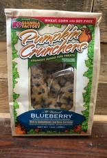 K9 Granola Treats Crunchers Pumpkin Blueberry 14 oz