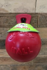 Jolly Pets Jolly Ball W/Handle Red