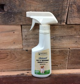 NATURAL PET SPRAY FOR CATS FLEAS & TICKS