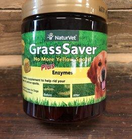 Naturvet GRASS SAVER - SOFT CHEW 120 ct