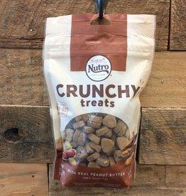 Nutro NC CRUNCHY TREATS - PEANUT BUTTER 10OZ