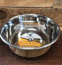 Our Pet DURAPET WOODGRAIN BOWL - LIGHT BROWN 4 cup