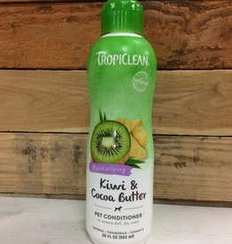 tropiclean kiwi cocoa butter conditioner