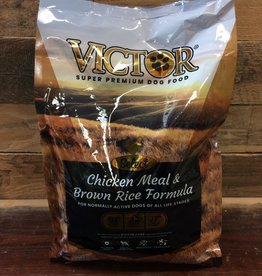 Victor Pet food Victor Chicken & Rice Dog - 3 sizes