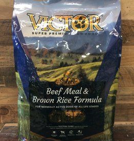 Victor Pet food Victor Beef & Brown Rice Dog - 3 sizes