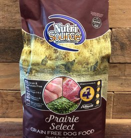 Nutrisource Nutrisource GF Prairie-3 sizes