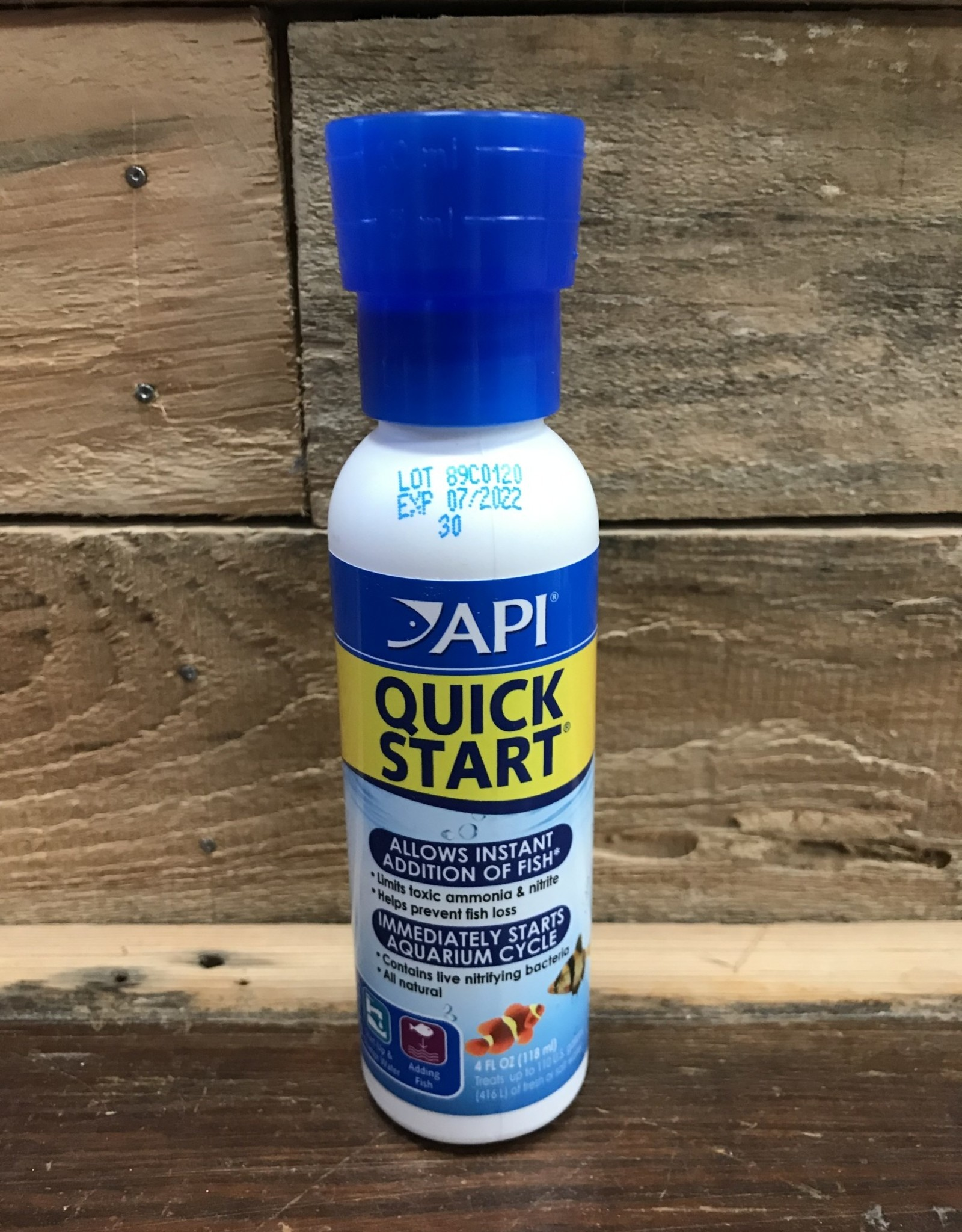 Api - Mars Fish Care API 4 OZ. QUICK START