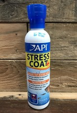 Api - Mars Fish Care API 8 OZ. STRESS COAT