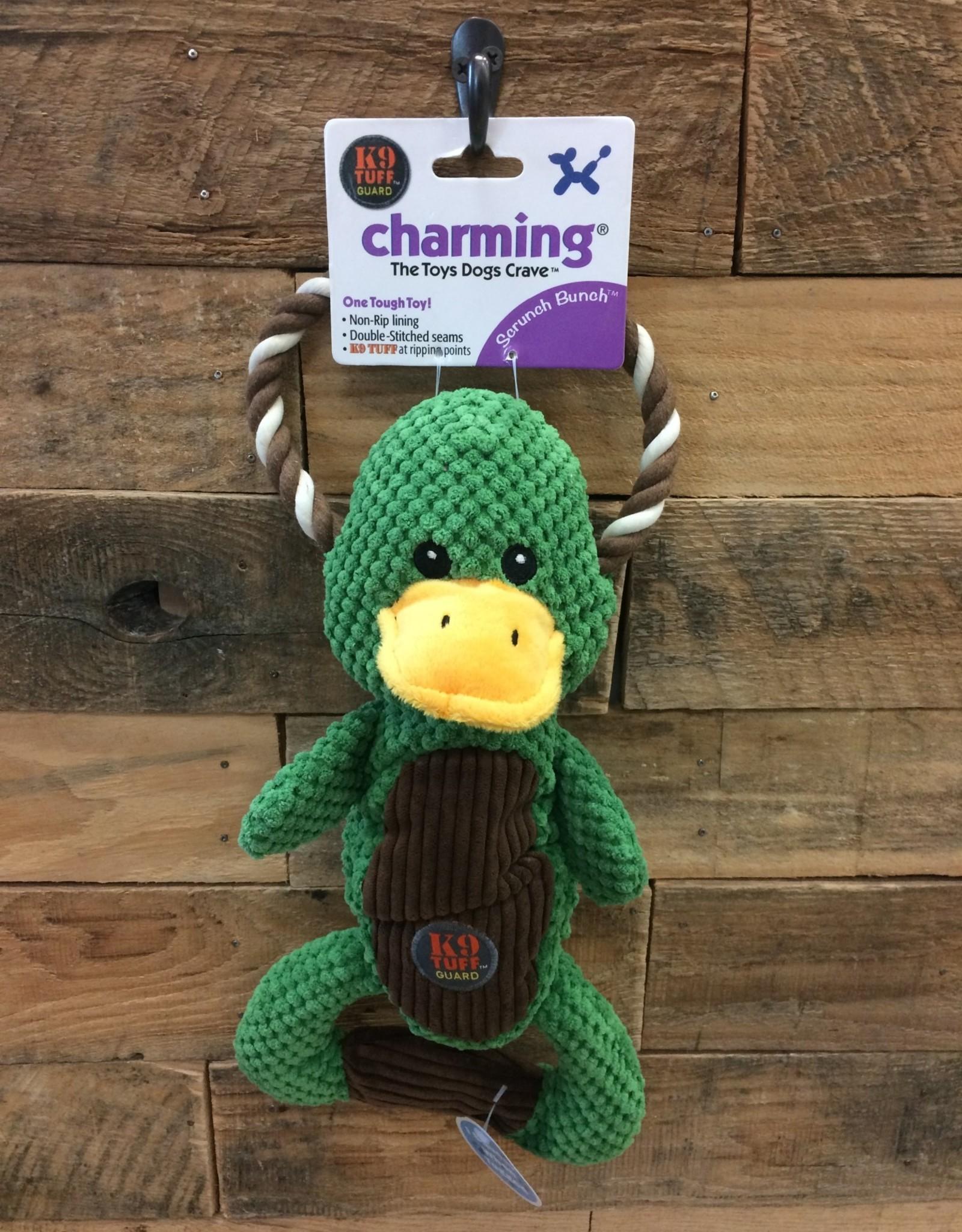 Outward Hound - Charming Pet Charming Pet Scrunch Bunch Duck