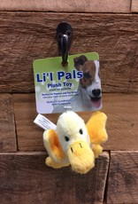 "Coastal Pet Products Coastal Li'l Pals 4.5"" Soft plush duck"