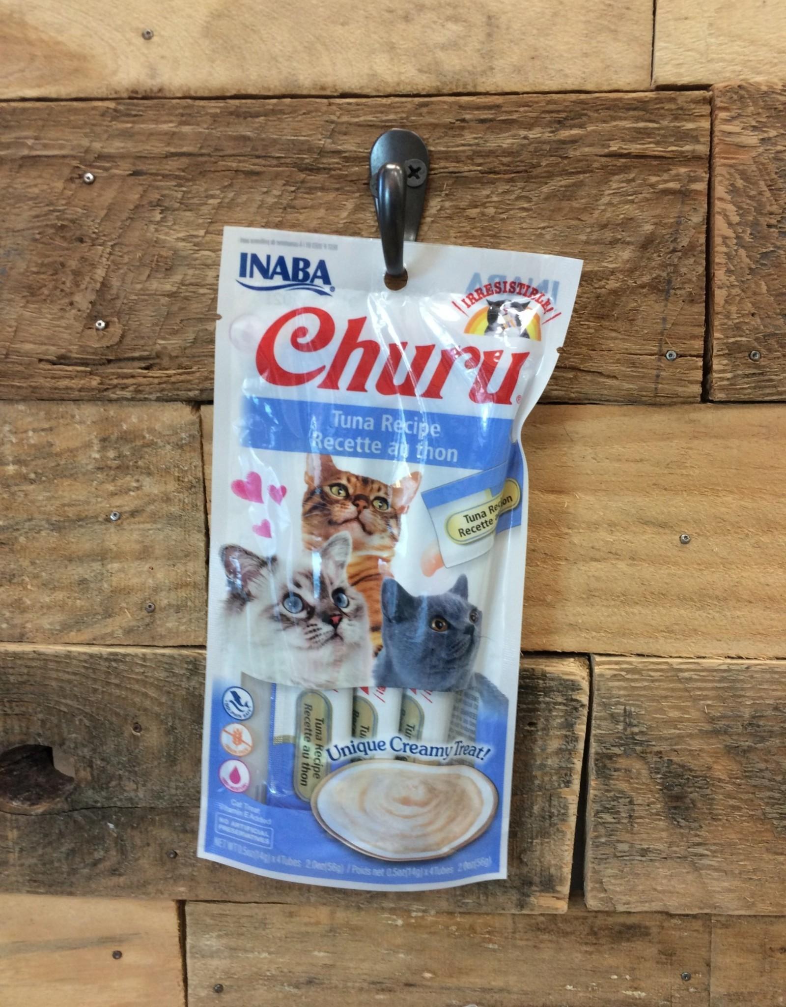 Inaba Ciao INABA CHURU TUNA RECIPE 2 OZ.