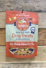 Jabbys Wild alaskan salmon Dog treats