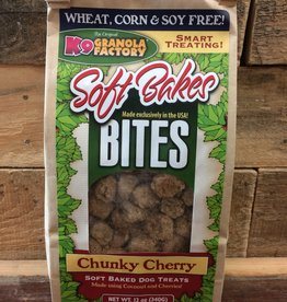 K9 Granola 12oz soft bites Chunky Cherry