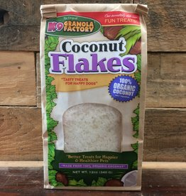 K9 Granola 12oz coconut flakes