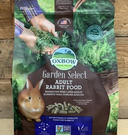 OXBOW ANIMAL HEALTH Oxbow Garden Select 4# Adult Rabbit