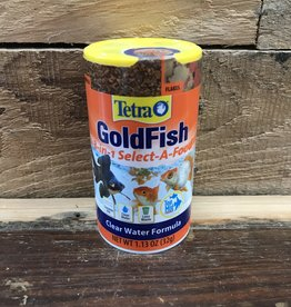 Tetra 1.13 OZ. GOLDFISH 3-IN-1 SELECT-A-FOOD
