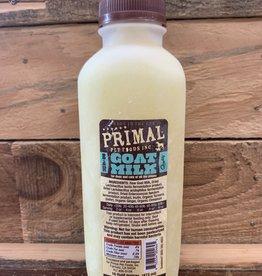 Primal Frozen Goat Milk 16oz