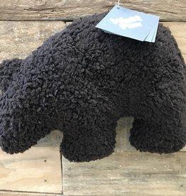 West Paw Grizzly chocolate dog toy