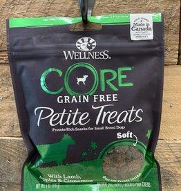 Wellness Wellness Grain Free Petite Treats Mini Lamb, Apples & Cinnamon 6 Oz