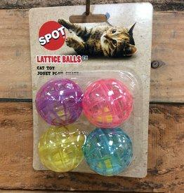 Ethical Lattice Balls 4pk.