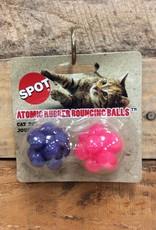 Ethical Atomic Rubber Bouncing Balls 2pk
